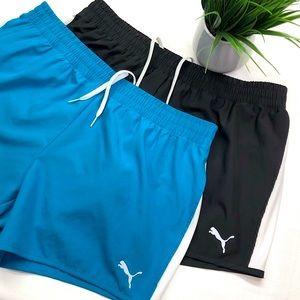 Puma Women's Active Shorts Cruiser Size XL Bundle